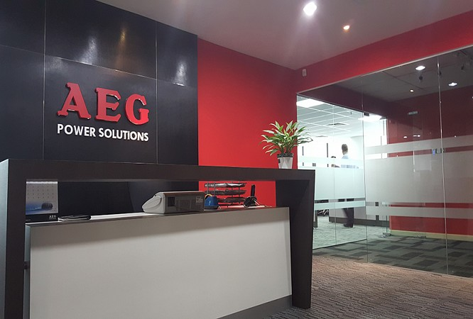 AEG Power Solution