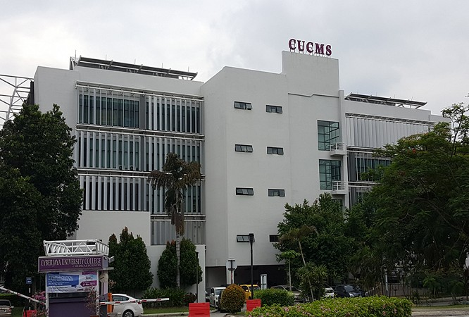 Cyberjaya University College